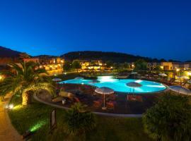 S'Incantu Resort, ヴィッラシミーウス