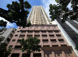 BSA Tower Serviced Residences, มะนิลา