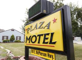 Plaza Motel, Clyde