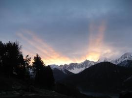 Mont Blanc Views, Passy
