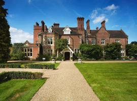Alexander House Hotel and Utopia Spa, Turners Hill