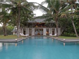 Villa Lalang, Antasari