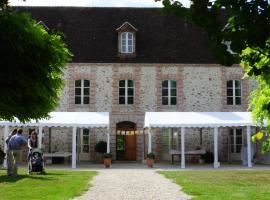 Le Château de mon Père, Villiers-aux-Corneilles