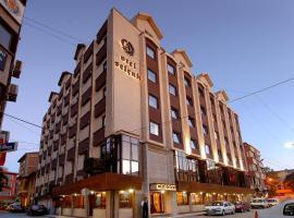 Selcuk Hotel, コンヤ
