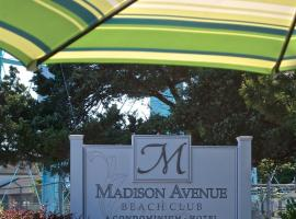 Madison Avenue Beach Club, ケープ・メイ
