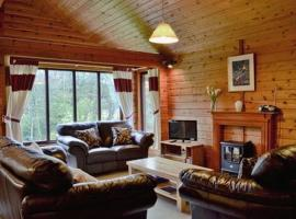 Red Squirrel Lodge, Boreland of Colvend