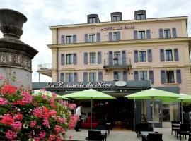 Hotel Le Rive, Nyon