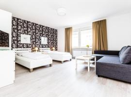 Cityfair Apartments Köln, ケルン