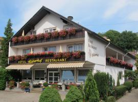 Hotel & Restaurant Kaiserhof, Bad Bellingen
