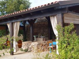 Belvedere dei trulli, Ruffano