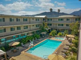 Marin Suites Hotel, Corte Madera