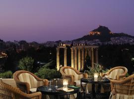 ロイヤル オリンピック ホテル, アテネ