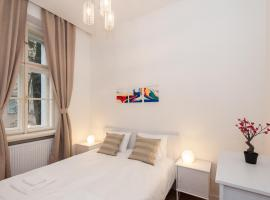 Designer Prague City Apartments