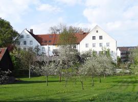 ホルゲル バイオホテル ウント タフェルンヴィルトシャフト, Kranzberg