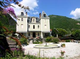 Chateau Serre Barbier, Saint-Béat