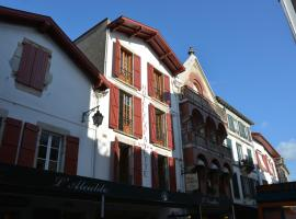 Hôtel Txoko, Saint-Jean-de-Luz