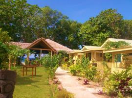 Reef Resort, ลูแกนวิลล์