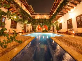 ホテル ブティック カーサ デル アルゾビスパード