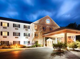Best Western Plus Berkshire Hills Inn & Suites, ピッツフィールド