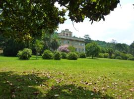 Relais dell'Ussero a Villa di Corliano, サン・ジュリアーノ・テルメ