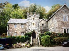 The Priory B&B, Tavistock