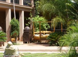 Chillout Hotel Tres Mares, タリファ