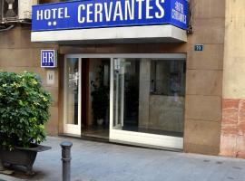 ホテル セルバンテス