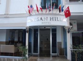 Nisan Hill Hotel, Kizkalesi