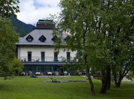 Hotel Dobra Vila Bovec, ボヴェツ