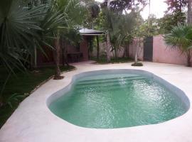 Holiday Home Los Colibries, เปอร์โต โมเรลอส