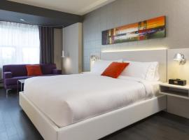 Hotel Sepia, ควิเบกซิตี้