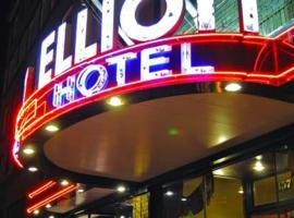 Hotel Elliott, Astoria