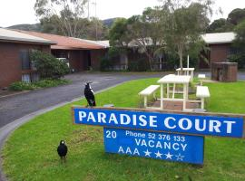 Paradise Court, อะพอลโล เบย์
