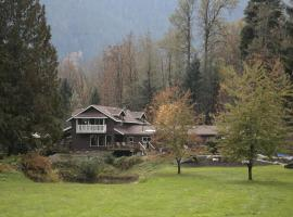 Eagle Valley Retreat, Upper Squamish