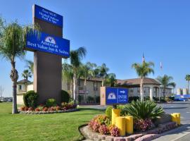 Americas Best Value Inn & Suites Madera, Madera