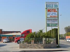 Eagle Inn Motel, ลองบีช