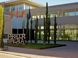 Parador de Alcalá de Henares, Alcalá de Henares