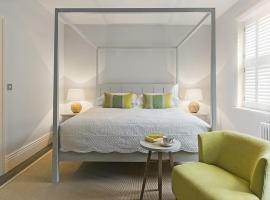 Brocco On The Park Boutique Hotel, เชฟฟีลด์