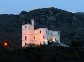 Tyr Graig Castle, バーマス