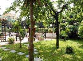 ホテル アウロラ ガーデン, ローマ