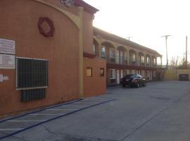 Bronco Motel South Central, ลอสแอนเจลิส