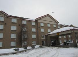 Woodlands Inn & Suites, Fort Nelson