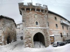 Nelle Mura Del Castello, Fossato di Vico