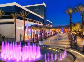 Hilton Anaheim, อนาไฮม์