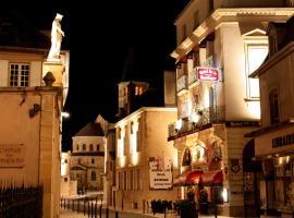 Hotel De La Basilique, Paray-le-Monial