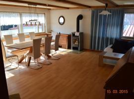 Wohnung Garage Burgseeli, Goldswil