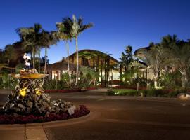 Paradise Point Resort & Spa, ซานดิเอโก