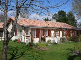 Guesthouse La Burle, Parentis-en-Born
