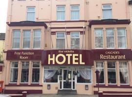 The Vidella Hotel, แบล็คพูล