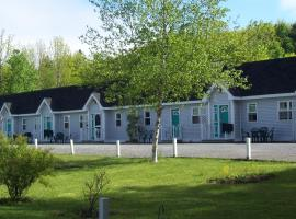 Homeport Motel, Lunenburg